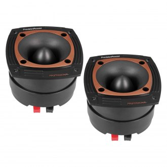 "Precision Power® - 2"" Pro Audio Series 100W Bullet Tweeters"