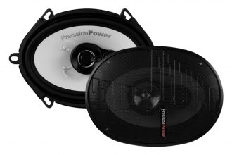 "Precision Power® - 5""x7"" 3-Way Sedona Series 120W Speakers"