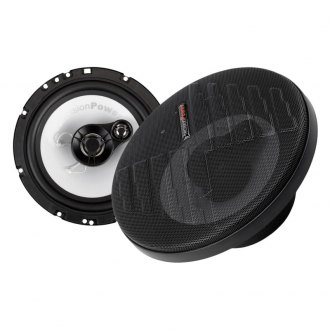 "Precision Power® - 6-1/2"" 3-Way Sedona Series 240W Coaxial Speakers"