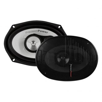 "Precision Power® - 6-1/2"" 3-Way Sedona Series 160W Speakers"