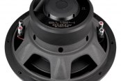 "Precision Power® - 12"" Black Ice Series 500W RMS 4Ohm DVC Subwoofer"