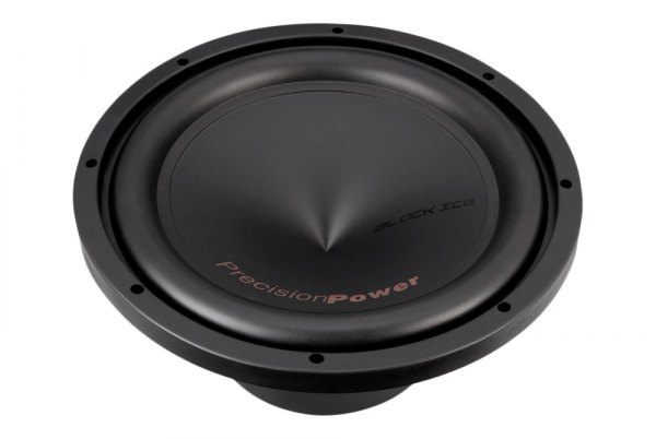 "Precision Power® - 15"" Black Ice Series 550W RMS 2Ohm DVC Subwoofer"