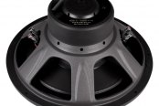 "Precision Power® - 15"" Black Ice Series 550W RMS 4Ohm DVC Subwoofer"