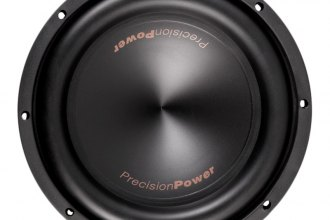 "Precision Power® - 10"" Sedona Series 300W RMS 4 Ohm DVC Subwoofer"