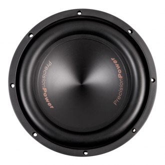 "Precision Power® - 8"" Sedona Series 250W RMS 4 Ohm DVC Subwoofer"
