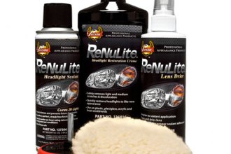 Presta® 136050 - Headlight Restoration Kit