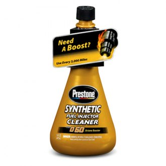 Prestone® - Synthetic Fuel Injector Cleaner with 0-60 Booster 16 oz
