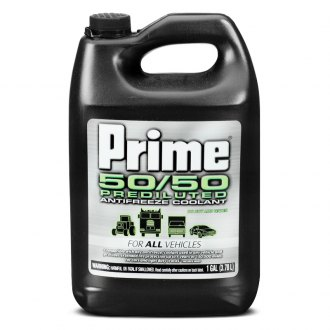 Prestone® - Prime™ All Vehicle 50/50 Antifreeze/Coolant 1 Gallon