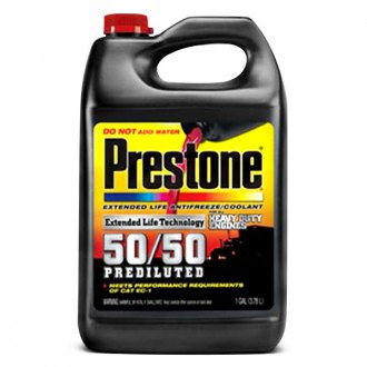Prestone® - Extended Life 50/50 Prediluted Antifreeze 1 Gallon