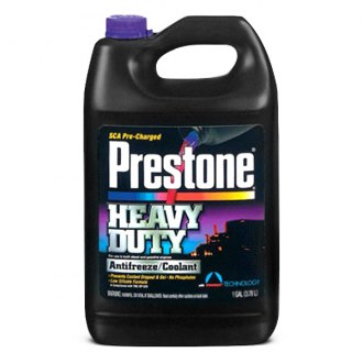 Prestone® - Heavy Duty Antifreeze/Coolant 1 Gallon
