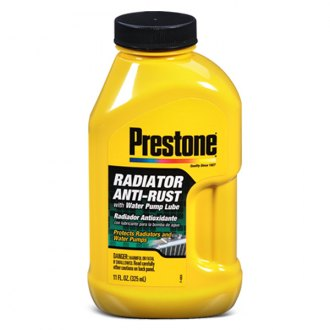 Prestone® - Radiator Anti-Rust and Water Pump Lubricant 11 oz