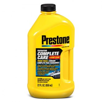 Prestone® - Radiator Complete Care and Stop Leak 22 oz