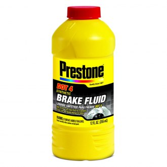 Prestone® - DOT 4 Synthetic Brake Fluid 12 oz