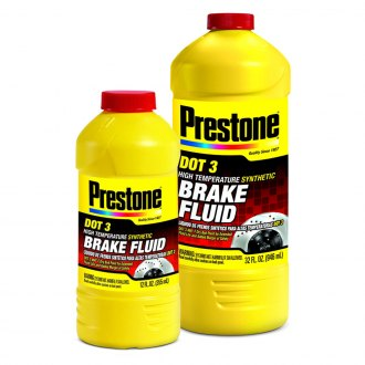 Prestone® - DOT 3 High Temperature Synthetic Brake Fluid