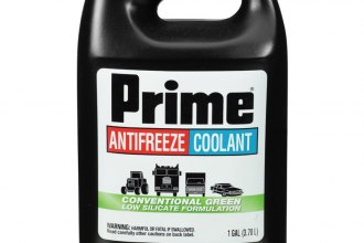 Prestone® - Prime™ Green Full Strength Silicate Antifreeze