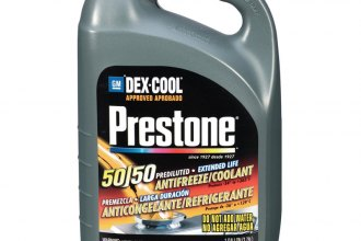 Prestone® - Dex-Cool™ Extended Life 50/50 Antifreeze