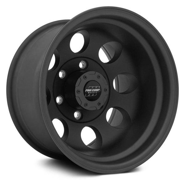 Pro Xpo Matte Black Cws: PRO COMP® 69 SERIES Alloy Wheels