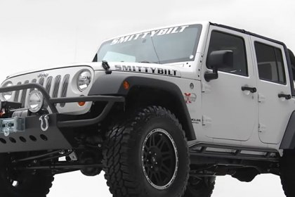 "Pro Comp® 3 and 5"" Jeep Jk Suspension System (HD)"