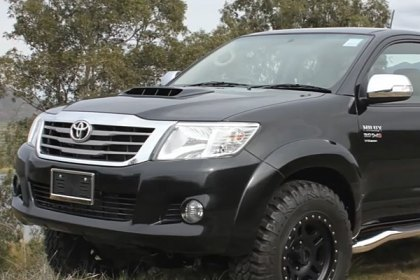 "Pro Comp® 3 and 6"" Hilux Suspension (HD)"