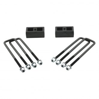 "Pro Comp® - 2"" Tapered Rear Lifted Blocks and U-Bolts"