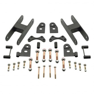 "Pro Comp® - 2.5"" x 1.5"" Nitro Front and Rear Coil Spacer Lift Kit"