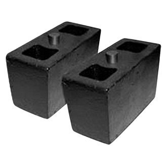 "Pro Comp® - 3.5"" Tapered Rear Lifted Blocks"