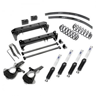 "Pro Comp® - 7"" Stage 1 Front and Rear Complete Lift Kit"