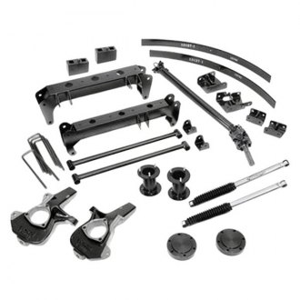 "Pro Comp® - 6"" x 4"" Front and Rear Complete Lift Kit"