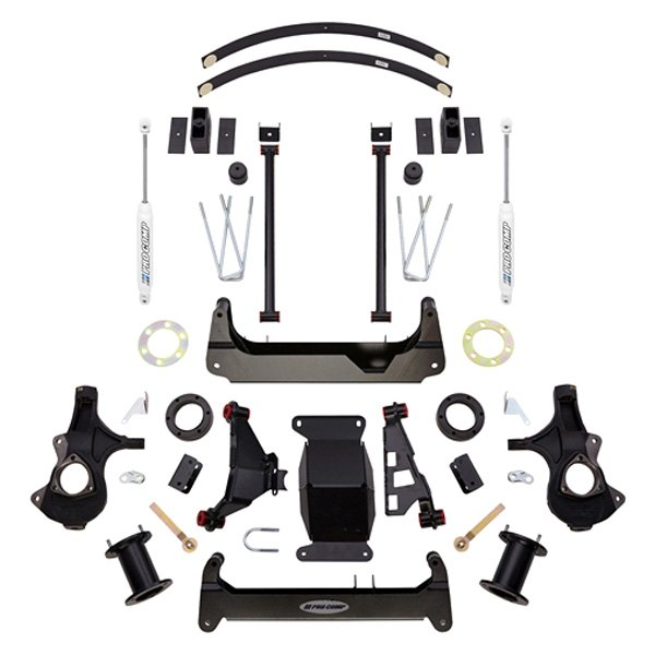 Swell Pro Comp 6 X 6 Stage 1 Front And Rear Complete Lift Kit Evergreenethics Interior Chair Design Evergreenethicsorg