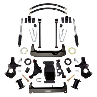 "Pro Comp® - 6"" x 0"" Stage 1 Front and Rear Complete Lift Kit"