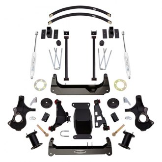 "Pro Comp® - 4"" x 0"" Stage 1 Front and Rear Complete Lift Kit"