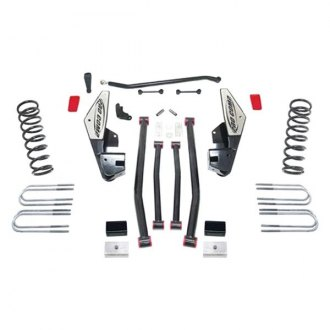 "Pro Comp® - 6"" Short Arm Stage 1 Front and Rear Complete Lift Kit"