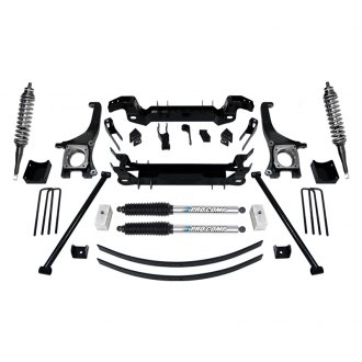 "Pro Comp® - 6"" Stage 2 Front and Rear Complete Lift Kit"