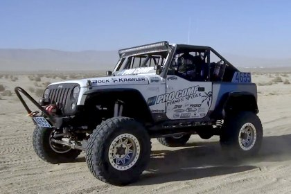 Pro Comp® Motorsports 2018 King of the Hammers Team (Full HD)
