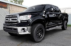 PRO COMP® - 36 Flat Black on Toyota Tundra