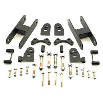 "Pro Comp® - 2.5"" Nitro Front and Rear Suspension Lift Kit"