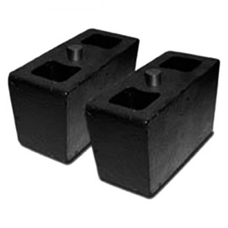 "Pro Comp® - 3"" Tapered Rear Lifted Blocks"