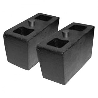 "Pro Comp® - 3"" Flat Rear Lifted Blocks"