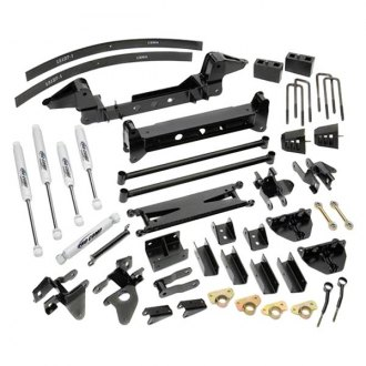 "Pro Comp® - 4"" x 4"" Stage 1 Front and Rear Complete Lift Kit"