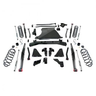"Pro Comp® - 6"" Dual Sport Long Arm Stage 1 Front and Rear Complete Lift Kit"