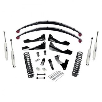 "Pro Comp® - 8"" Front and Rear Complete Lift Kit"