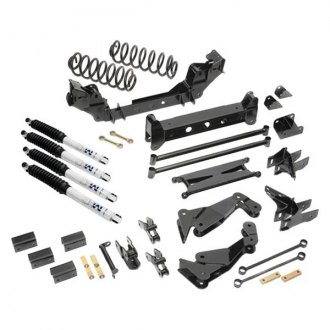 "Pro Comp® - 6"" x 4"" Stage 1 Front and Rear Complete Lift Kit"