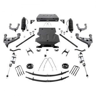 "Pro Comp® - 4"" Performance Long Travel Front and Rear Complete Lift Kit"