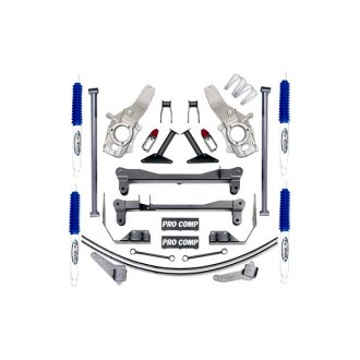 Pro Comp® - Front and Rear Stage 1 Complete Lift Kit