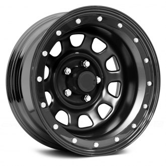 PRO COMP® - 252 SERIES Flat Black Powdercoat