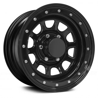 PRO COMP® - 252 SERIES Gloss Black Powdercoat
