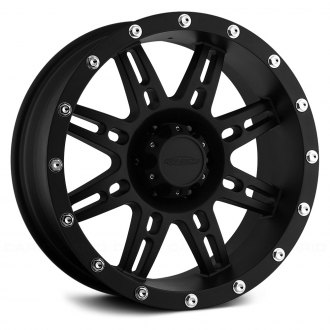 PRO COMP® - 31 SERIES Alloy Matte Black