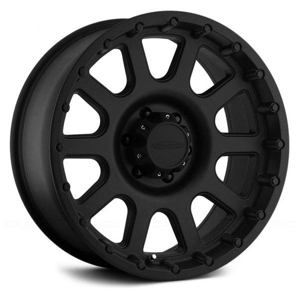 Pro Xpo Matte Black Cws: PRO COMP® 32 SERIES Wheels