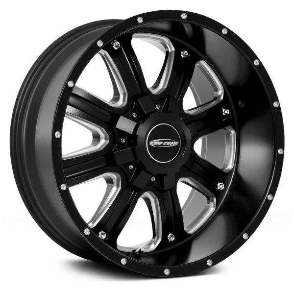 Pro Xpo Matte Black Cws: PRO COMP® 82 SERIES PHANTOM Wheels