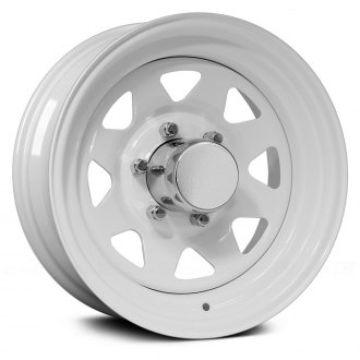 PRO COMP® - 82 White Powdercoat